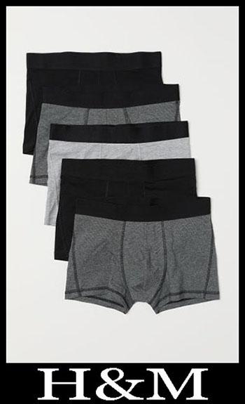 Underwear HM 2019 Men's New Arrivals Spring Summer 15
