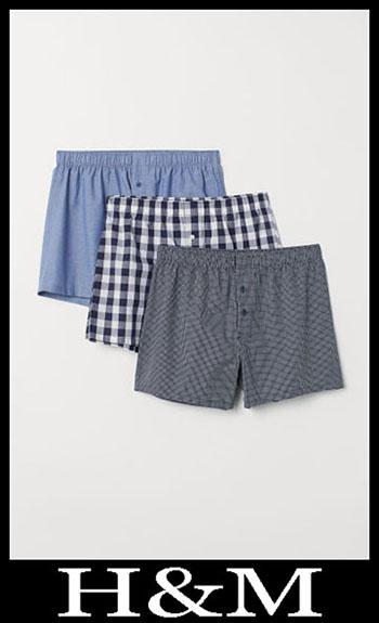 Underwear HM 2019 Men's New Arrivals Spring Summer 17