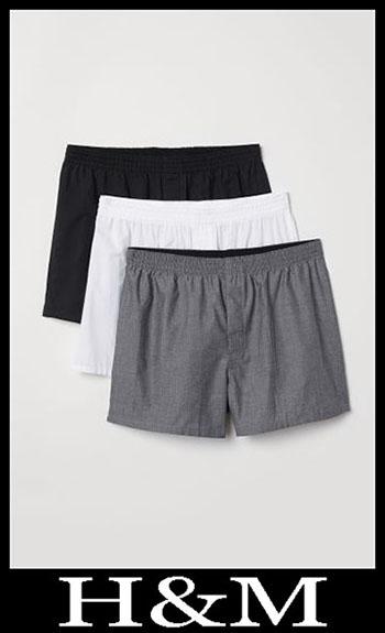 Underwear HM 2019 Men's New Arrivals Spring Summer 18