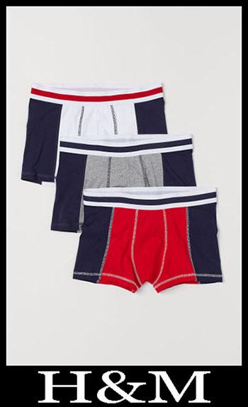 Underwear HM 2019 Men's New Arrivals Spring Summer 21