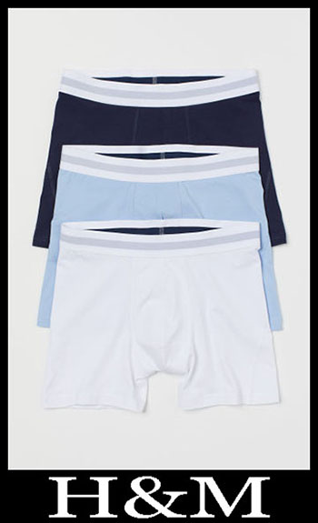 Underwear HM 2019 Men's New Arrivals Spring Summer 29
