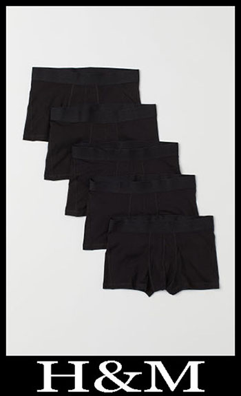 Underwear HM 2019 Men's New Arrivals Spring Summer 34