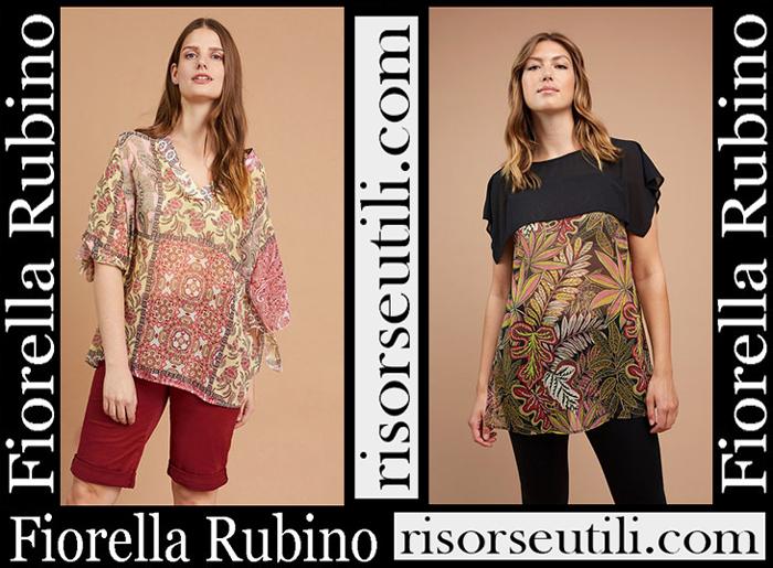 Women's Blouses Fiorella Rubino Spring Summer 2019