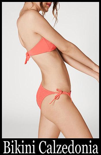 Bikinis Calzedonia Alice Swimwear Crinkled With Bow 5