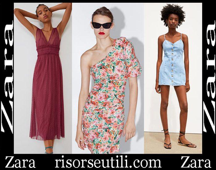 Dresses Zara Women's New Arrivals Clothing Accessories