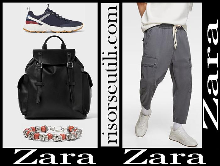 Fashion Zara Men's New Arrivals Clothing Accessories