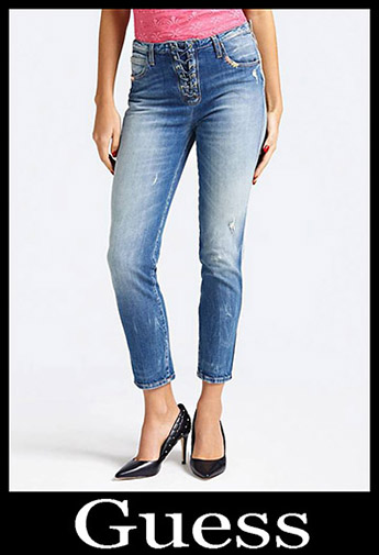 Jeans Guess Women's New Arrivals Clothing Accessories 10