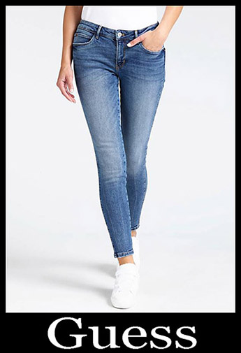 Jeans Guess Women's New Arrivals Clothing Accessories 11
