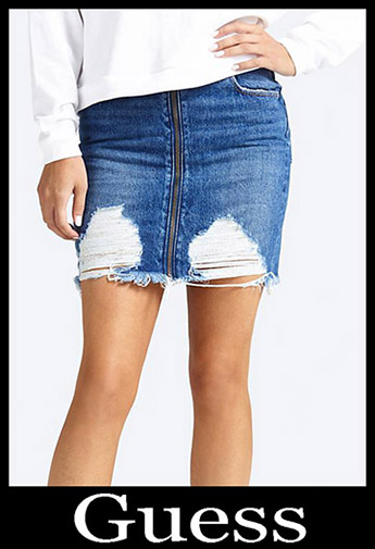 Jeans Guess Women's New Arrivals Clothing Accessories 14