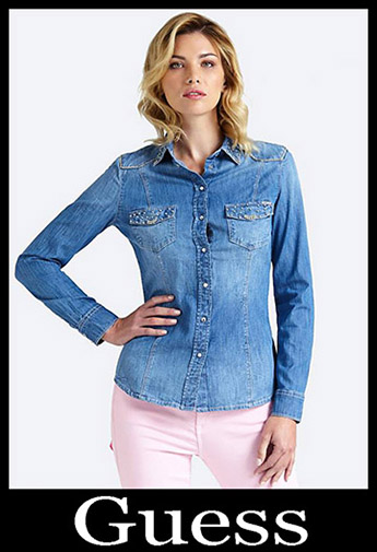 Jeans Guess Women's New Arrivals Clothing Accessories 15