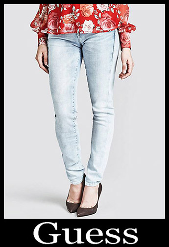 Jeans Guess Women's New Arrivals Clothing Accessories 21