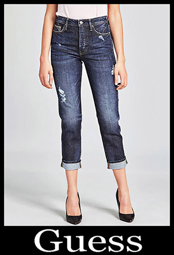 Jeans Guess Women's New Arrivals Clothing Accessories 22