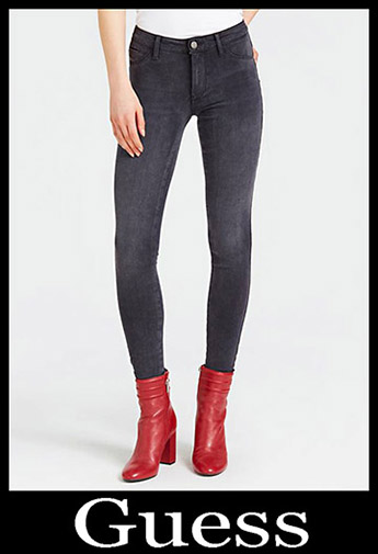 Jeans Guess Women's New Arrivals Clothing Accessories 24