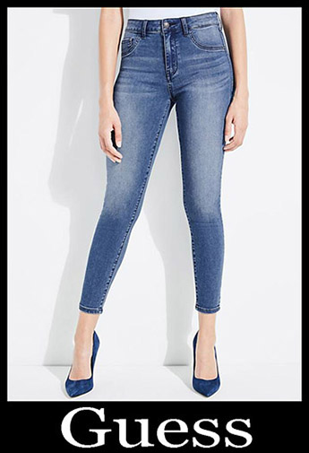 Jeans Guess Women's New Arrivals Clothing Accessories 27