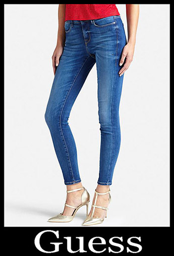 Jeans Guess Women's New Arrivals Clothing Accessories 3