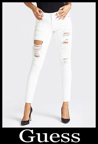 Jeans Guess Women's New Arrivals Clothing Accessories 33
