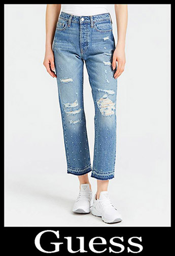 Jeans Guess Women's New Arrivals Clothing Accessories 34