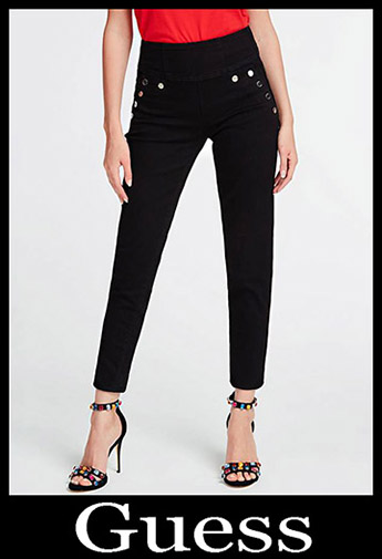 Jeans Guess Women's New Arrivals Clothing Accessories 4