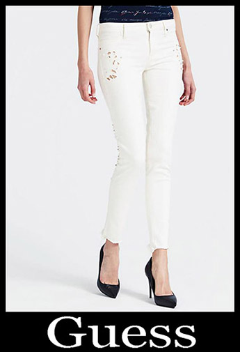Jeans Guess Women's New Arrivals Clothing Accessories 42