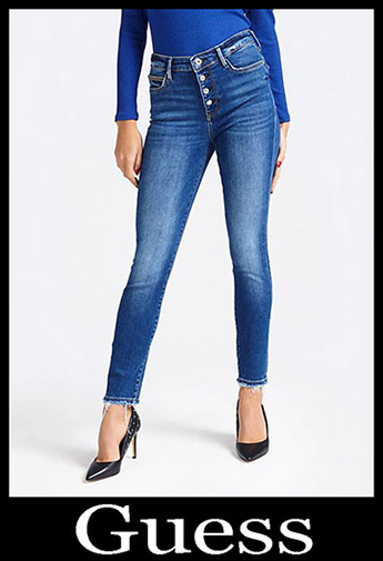 Jeans Guess Women's New Arrivals Clothing Accessories 6