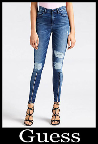 Jeans Guess Women's New Arrivals Clothing Accessories 9