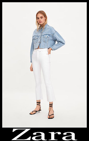 Jeans Zara Women's New Arrivals Clothing Accessories 38