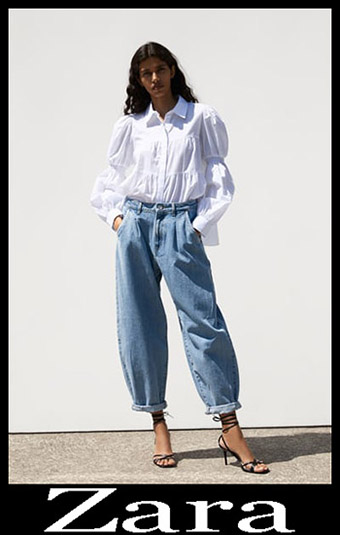 Jeans Zara Women's New Arrivals Clothing Accessories 39