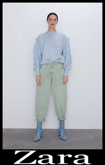Jeans Zara Women's New Arrivals Clothing Accessories 40