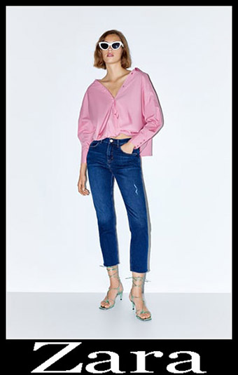Jeans Zara Women's New Arrivals Clothing Accessories 44