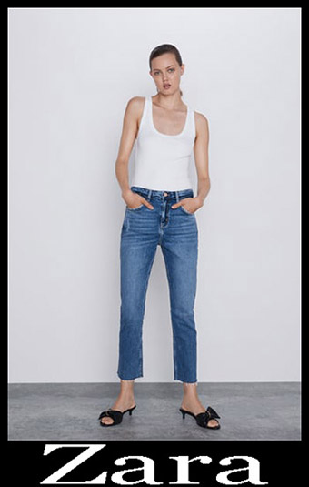 Jeans Zara Women's New Arrivals Clothing Accessories 45