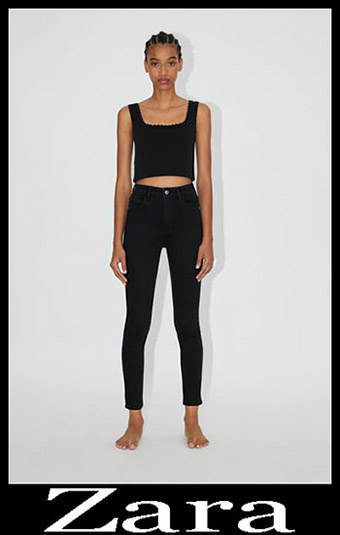 Jeans Zara Women's New Arrivals Clothing Accessories 8