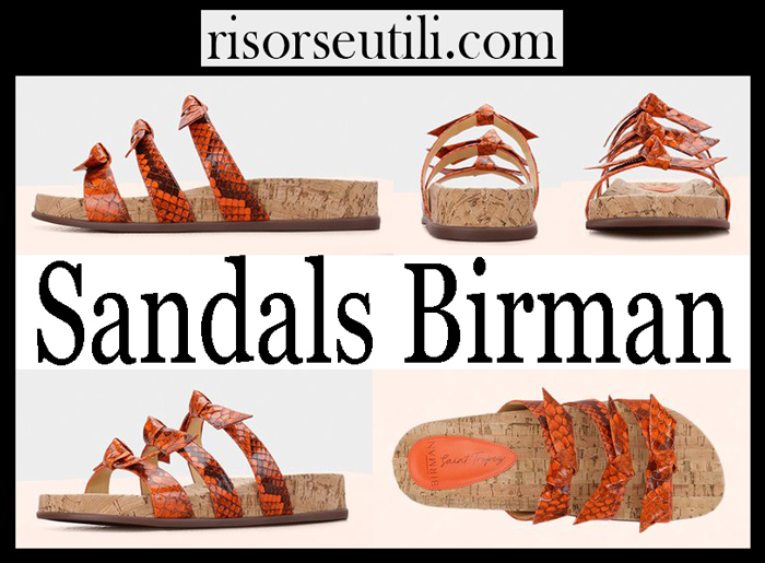 Sandals Birman Shoes New Arrivals Women's Clothing