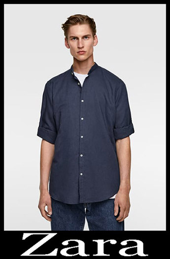 Shirts Zara Men's New Arrivals Clothing Accessories Look 1