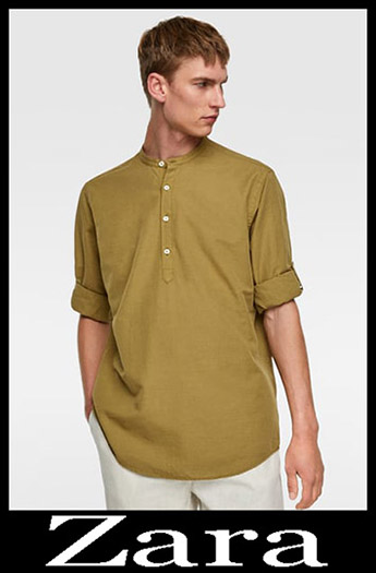 Shirts Zara Men's New Arrivals Clothing Accessories Look 10