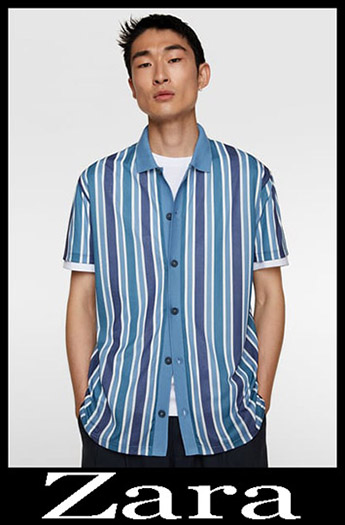 Shirts Zara Men's New Arrivals Clothing Accessories Look 12