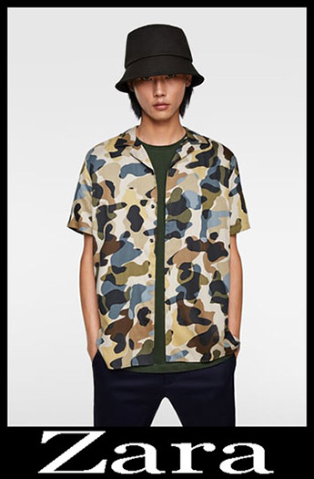 Shirts Zara Men's New Arrivals Clothing Accessories Look 15