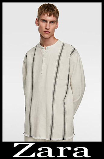 Shirts Zara Men's New Arrivals Clothing Accessories Look 16