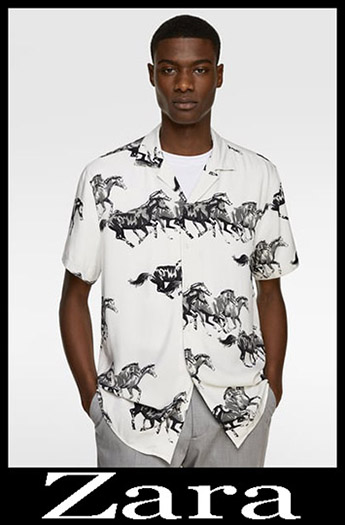Shirts Zara Men's New Arrivals Clothing Accessories Look 17