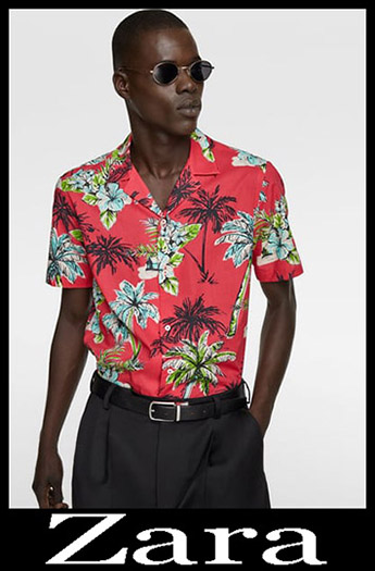 Shirts Zara Men's New Arrivals Clothing Accessories Look 18