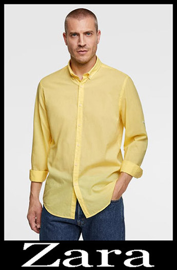 Shirts Zara Men's New Arrivals Clothing Accessories Look 19