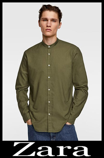 Shirts Zara Men's New Arrivals Clothing Accessories Look 2