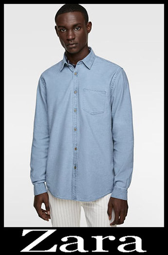 Shirts Zara Men's New Arrivals Clothing Accessories Look 27