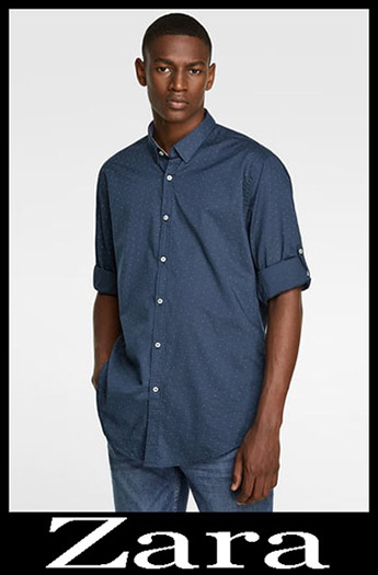 Shirts Zara Men's New Arrivals Clothing Accessories Look 33