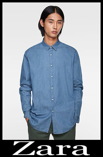 Shirts Zara Men's New Arrivals Clothing Accessories Look 34