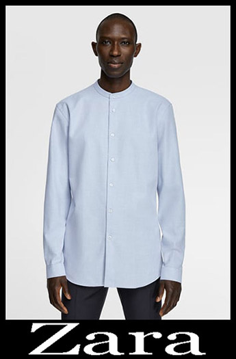 Shirts Zara Men's New Arrivals Clothing Accessories Look 4
