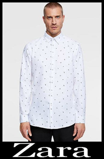 Shirts Zara Men's New Arrivals Clothing Accessories Look 5