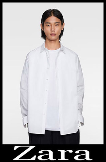 Shirts Zara Men's New Arrivals Clothing Accessories Look 9