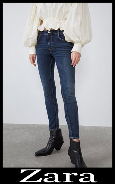 New Zara Jeans 2019 Collection