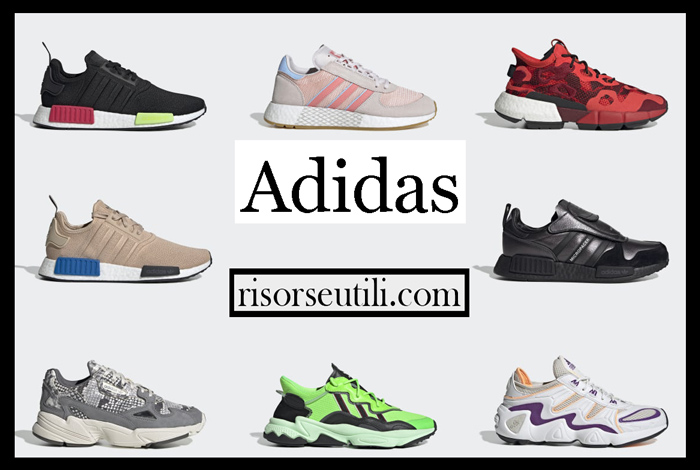 newest adidas shoes 2019