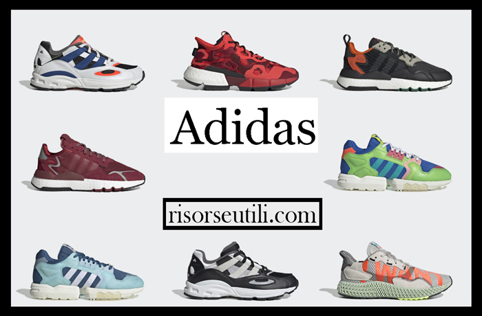 New arrivals Adidas collection for men